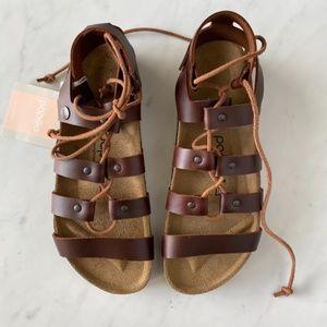 Birkenstock Papillio Cleo Gladiator Sandals